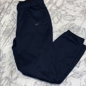 Navy Blue NIKE Sweatpants